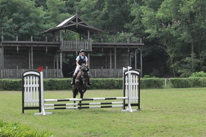Zawody i trening w Starej Miłosnej lipiec 2010